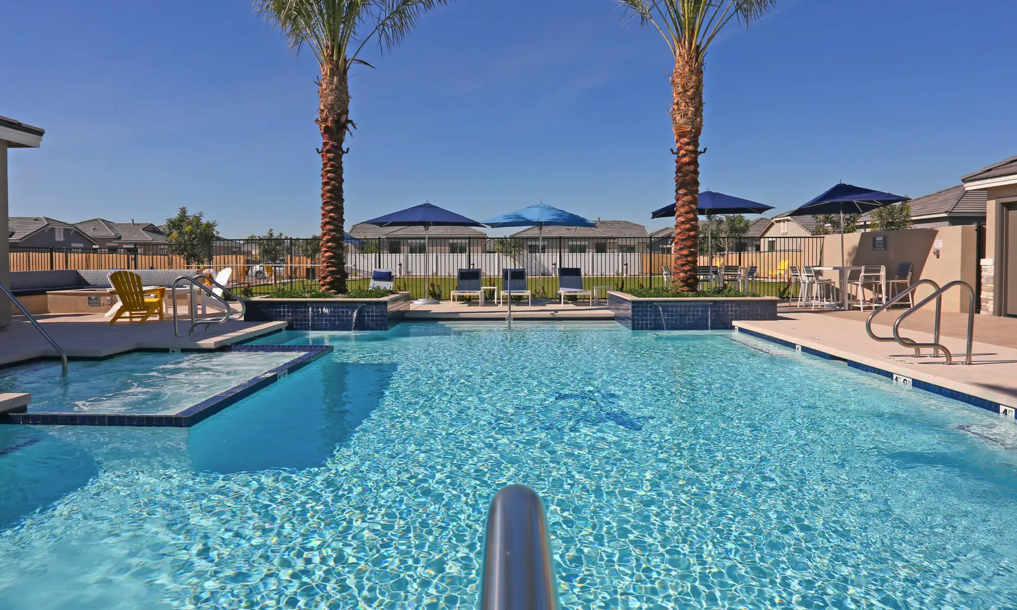 Apartments at Christopher Todd Communities at Country Place in Tolleson, Arizona