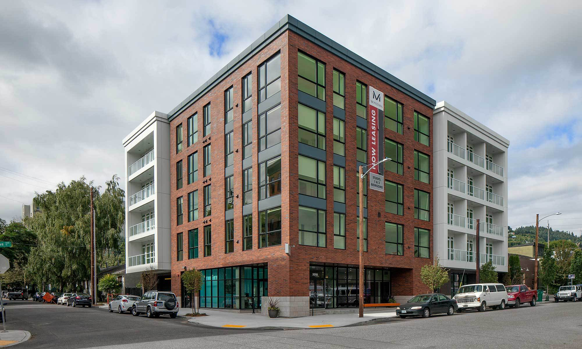 Montessa apartments in Portland, Oregon