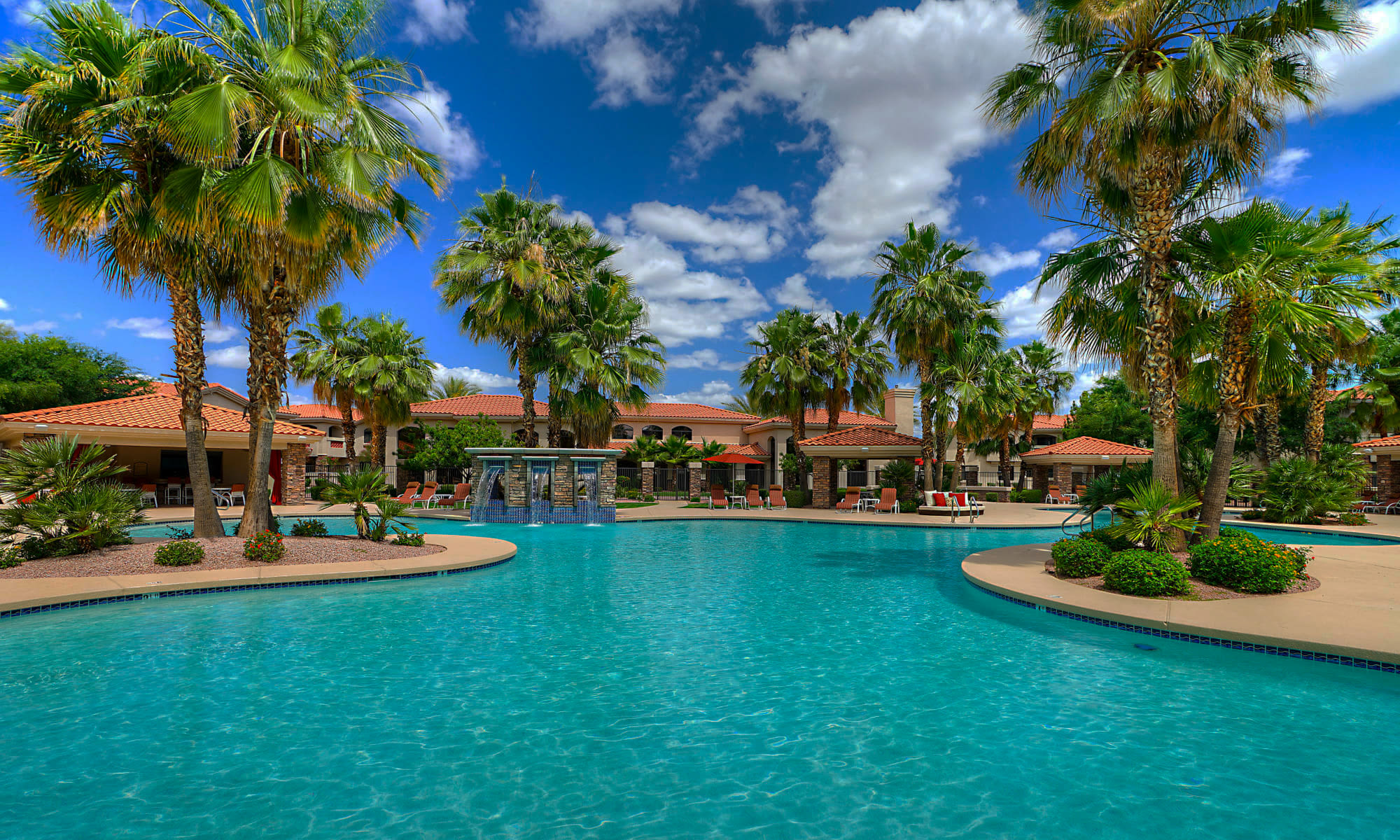 Apartments at San Palacio in Chandler, Arizona