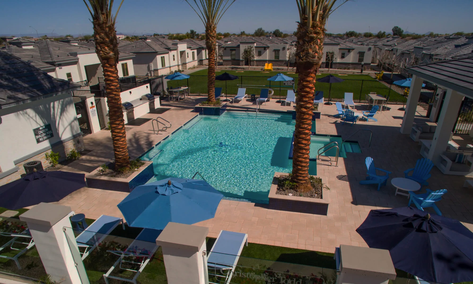 Apartments in Surprise, Arizona at Christopher Todd Communities on Greenway