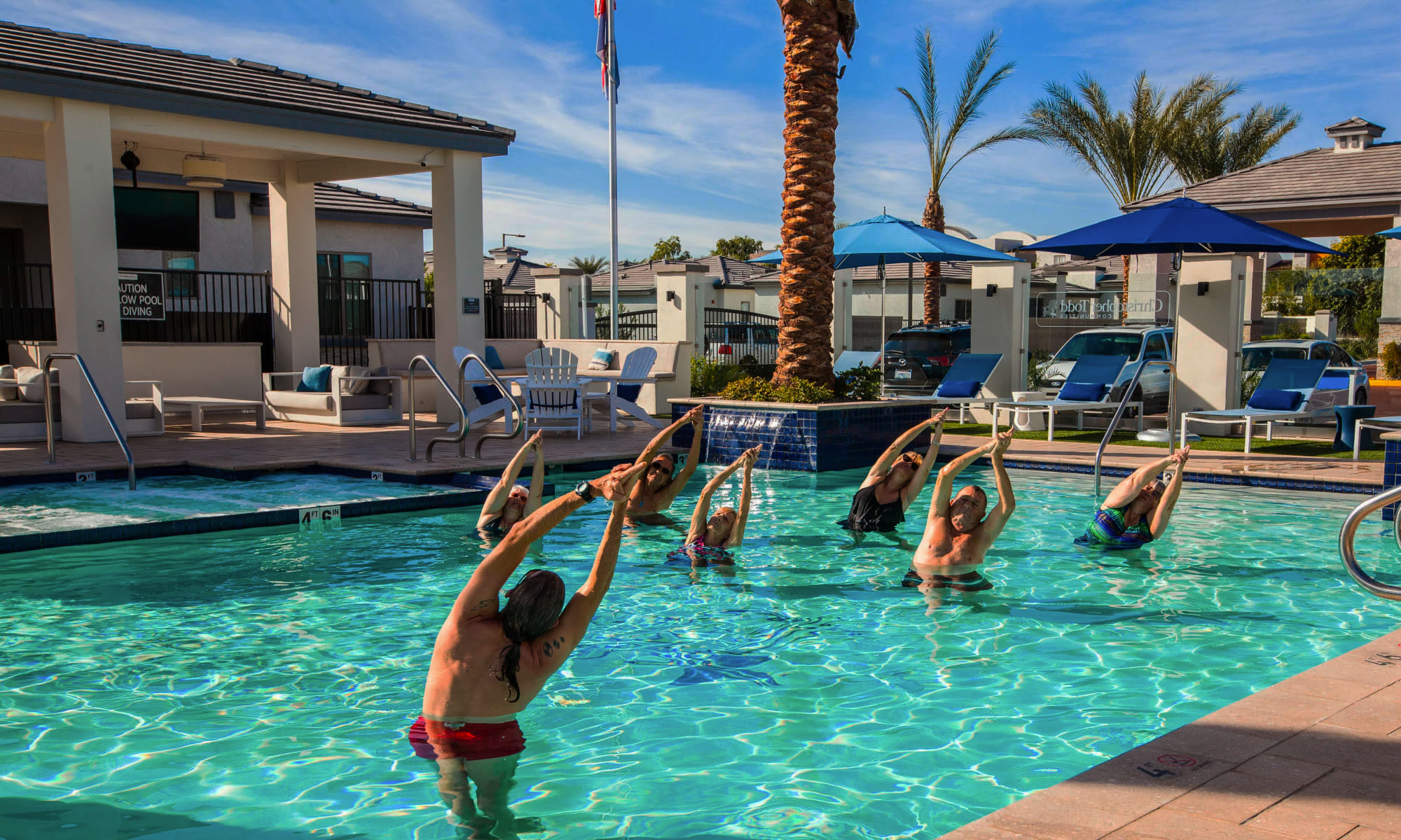 Apartments at Christopher Todd Communities on Greenway in Surprise, Arizona