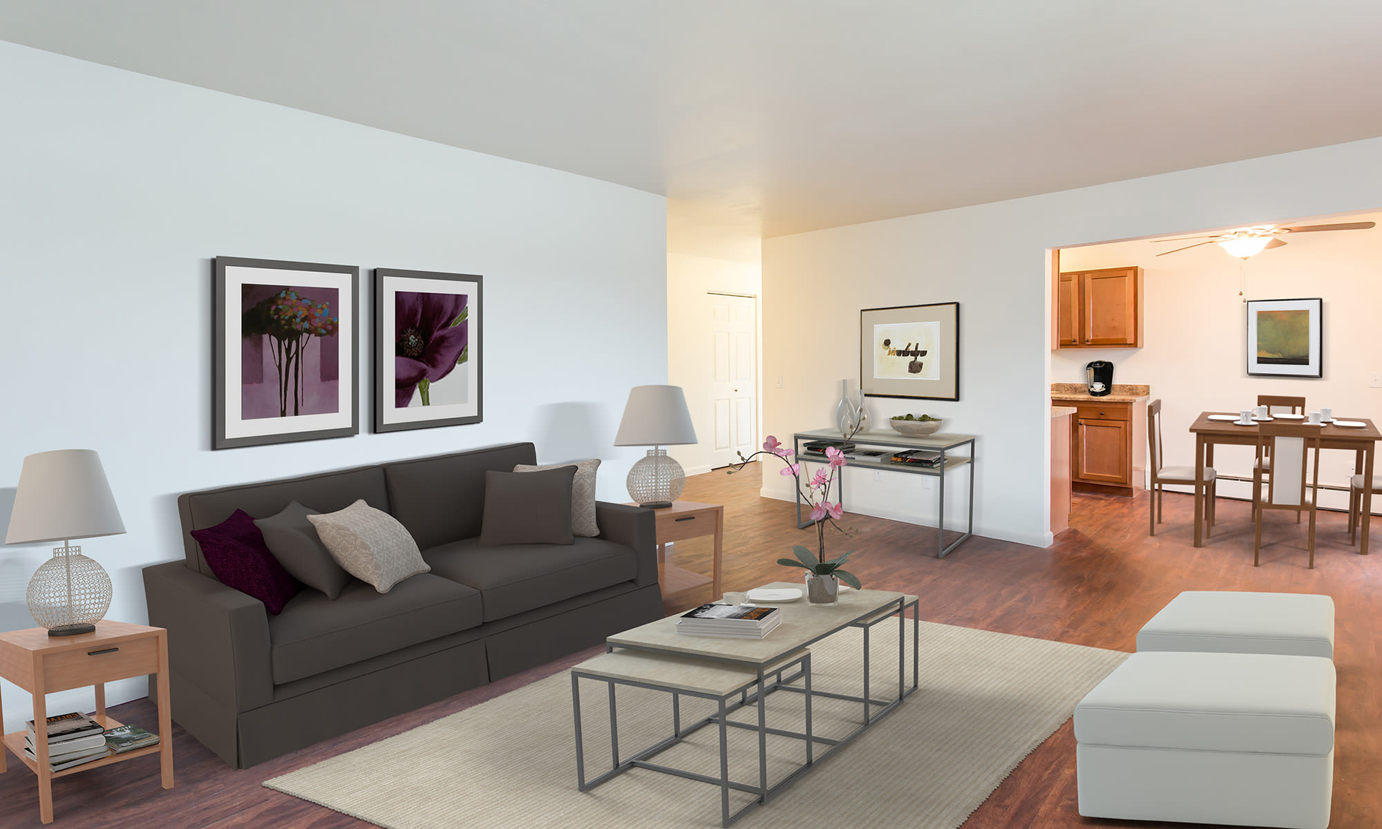 Apartments at Wedgewood West in Rochester, New York