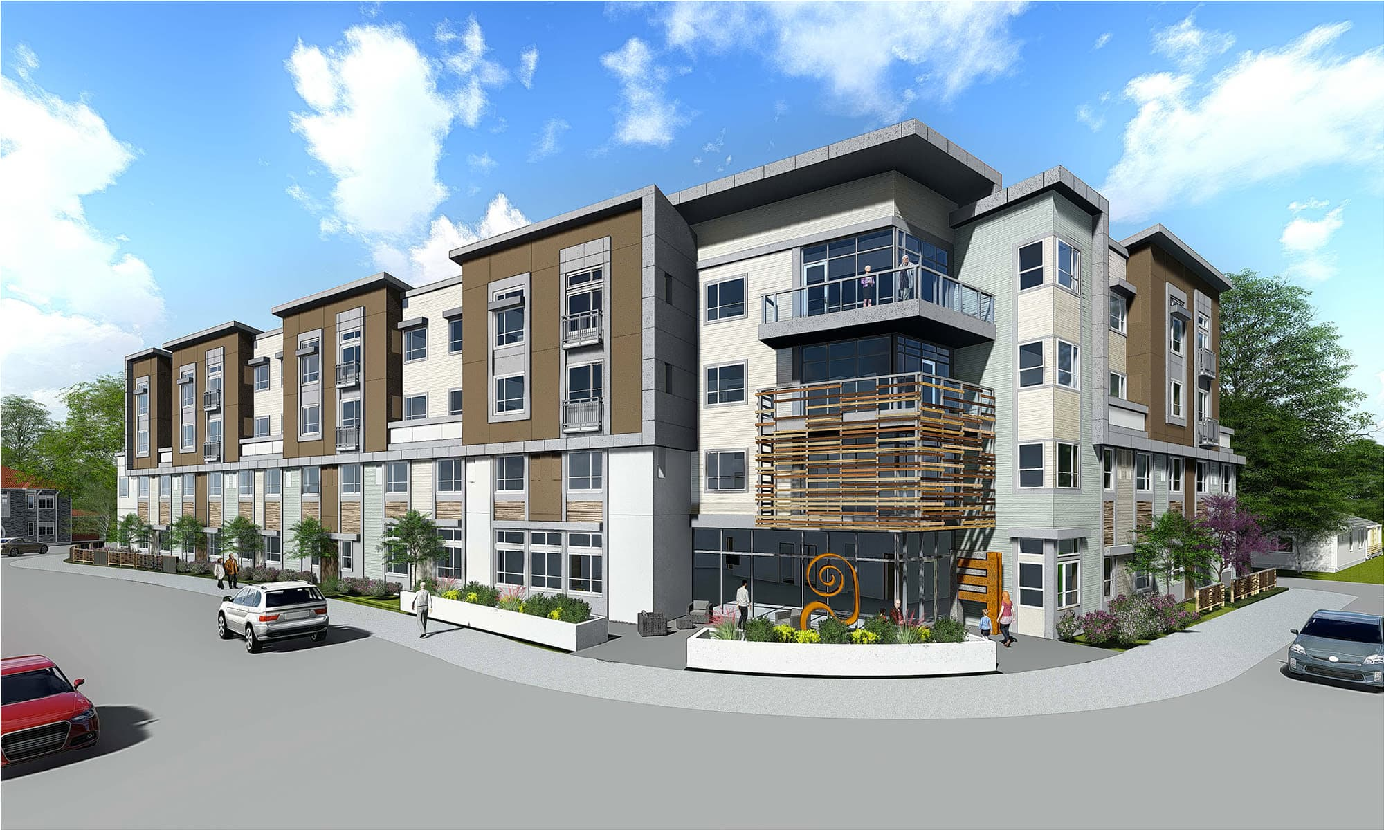 Senior living at Elegance at Dublin in Dublin, California
