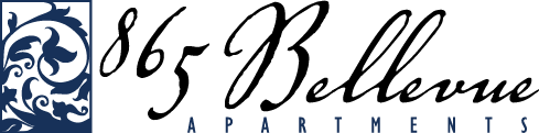 865 Bellevue Apartments Logo