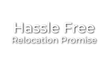 Learn more about our hassle-free relocation promise at Firewheel Apartments in San Antonio, Texas