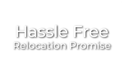 Learn more about our Hassle-Free Relocation Promise at Waterford Trails in Spring, Texas