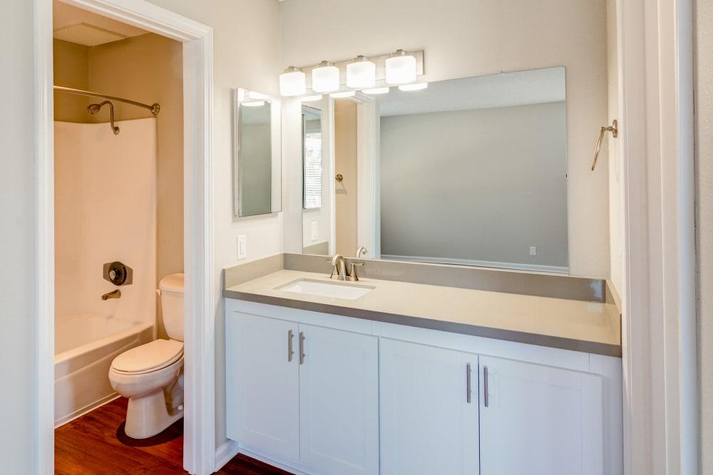 Bathroom at Alvista on Baltimore