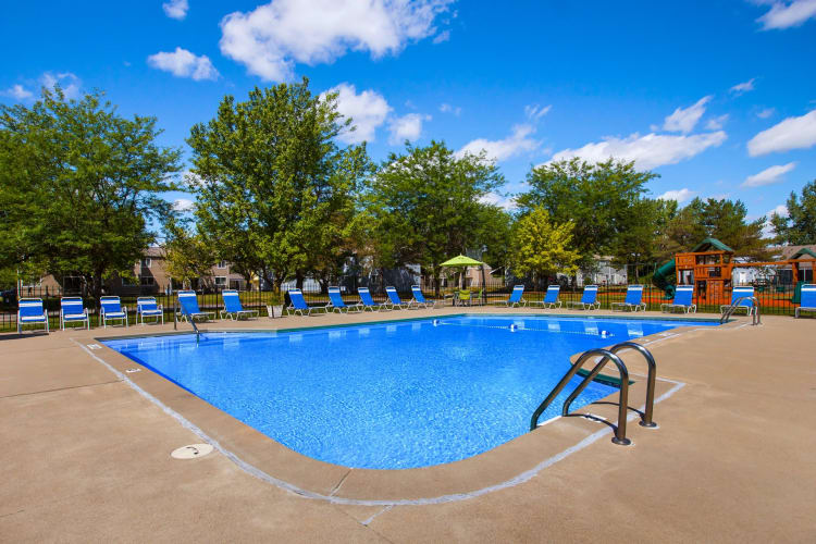 Community Amenities at Country Ridge in Saginaw, Michigan