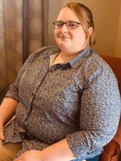 Tess Feddersen, Business Services Director at Woodside Senior Living