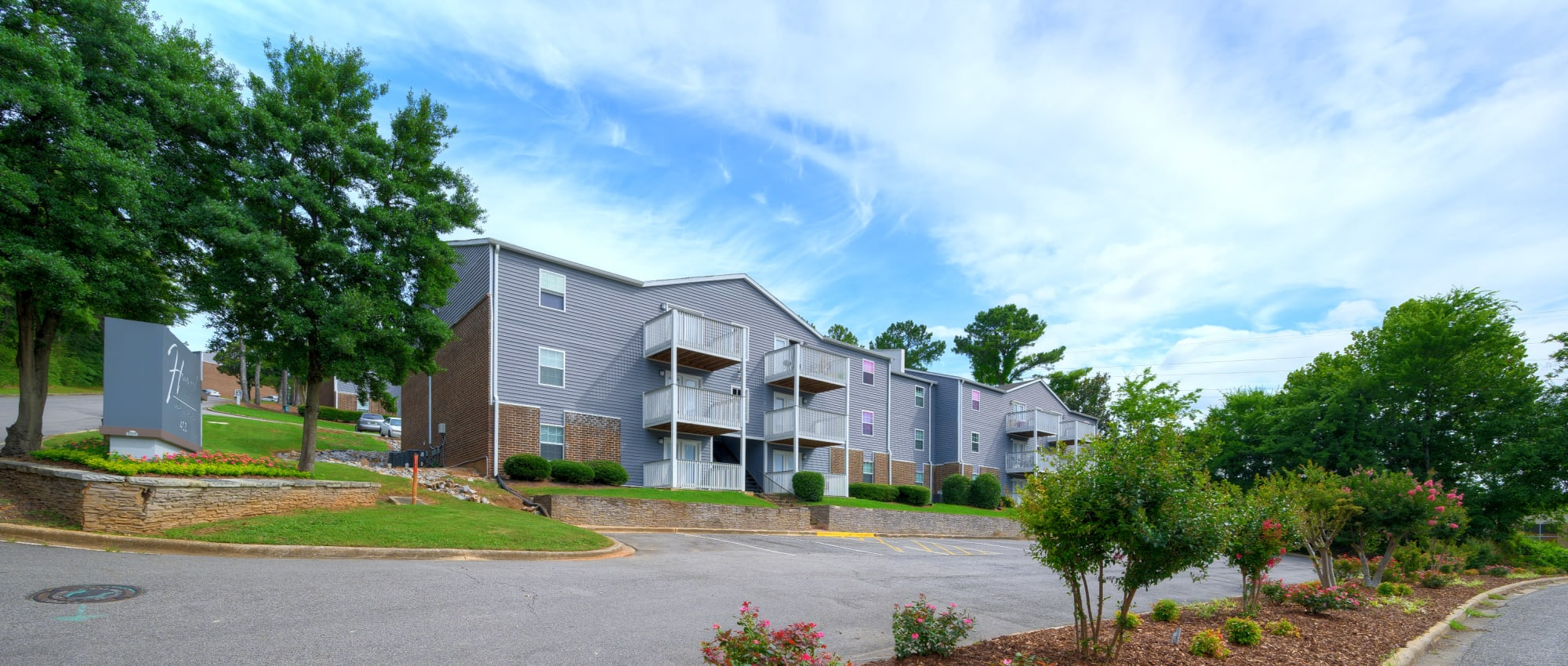 Homewood Heights apartments in Birmingham, Alabama