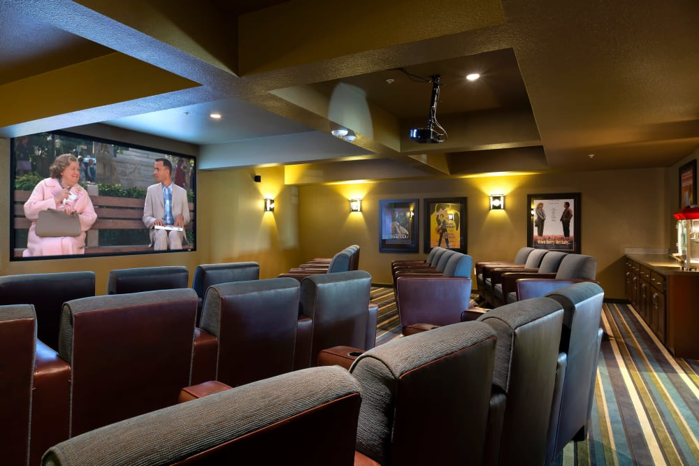 Movie Theater at Affinity at Southpark Meadows