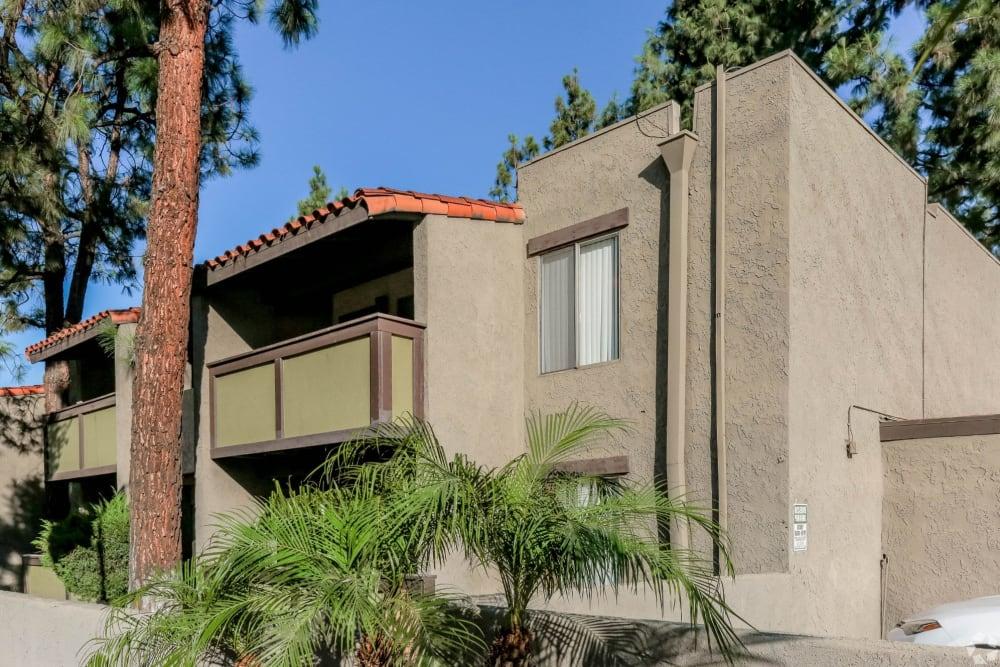 Exterior of building at Olive Ridge in Pomona, California