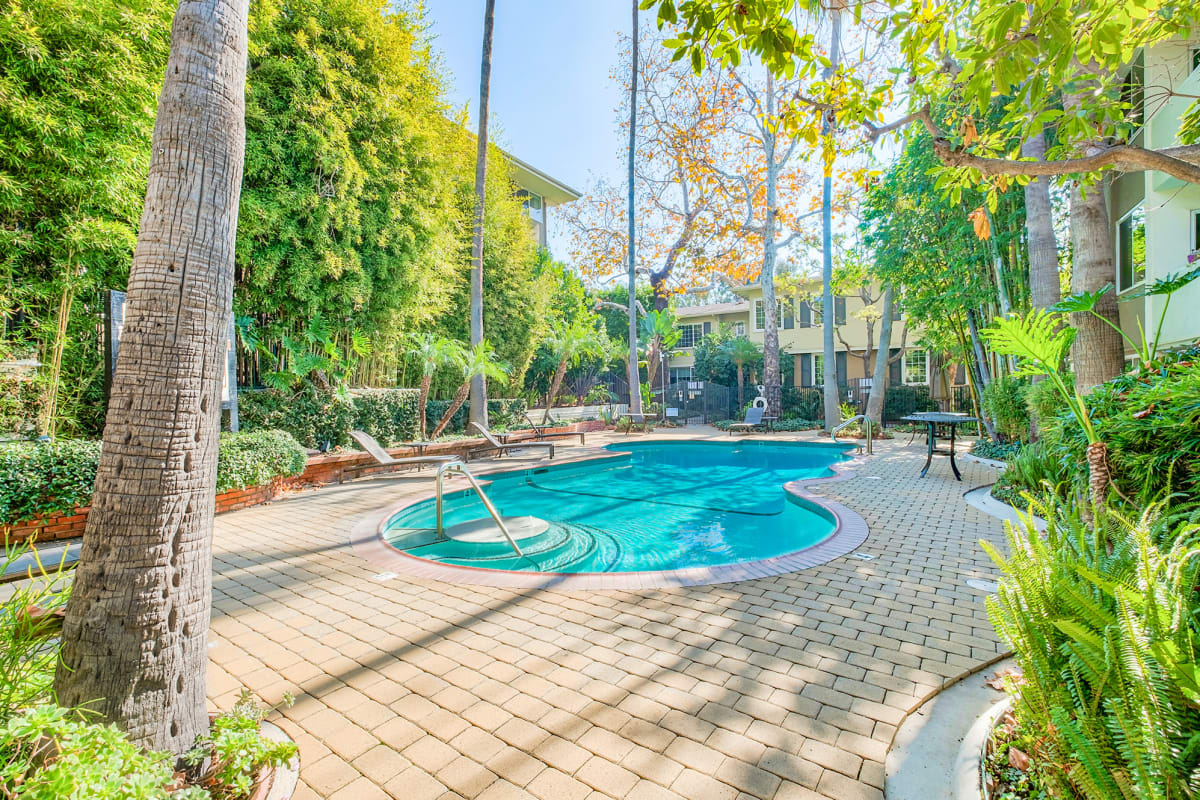View our Sunset Barrington Gardens property in Los Angeles, California