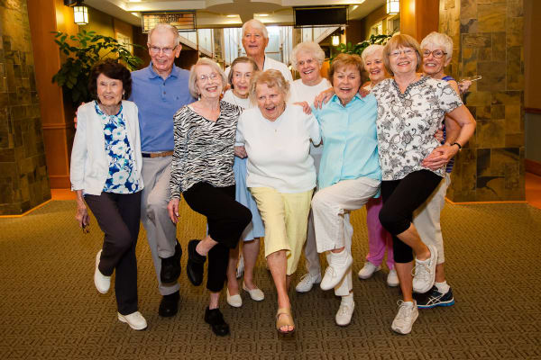 Why Senior living