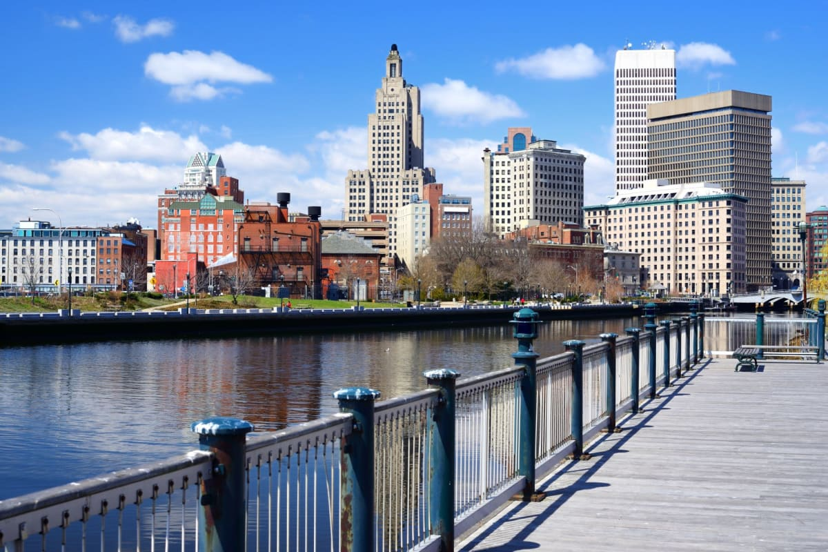 View our West Elmwood apartment at West Elmwood Apartments in Providence, Rhode Island
