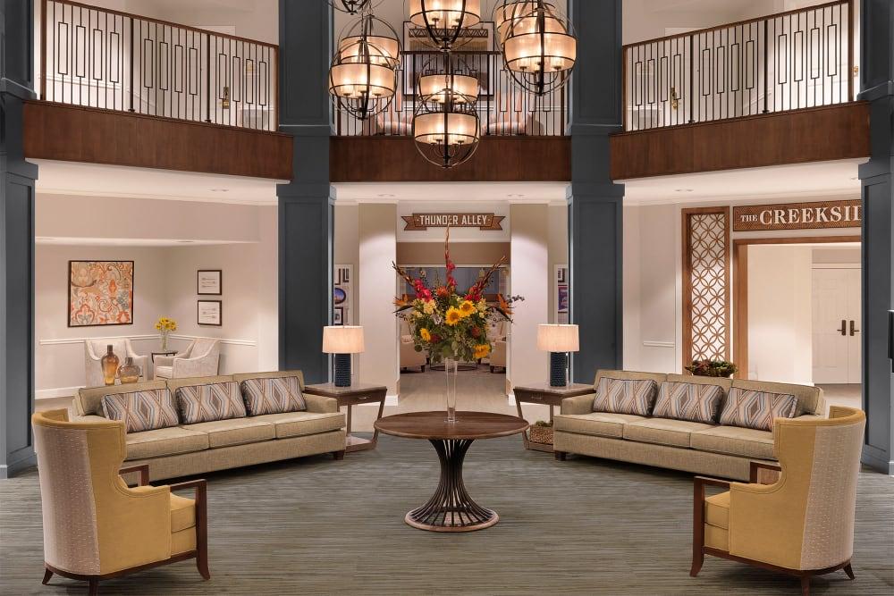 Grand Lobby Rendering