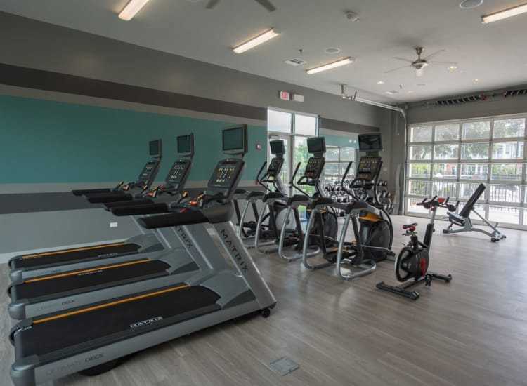 Personal Fitness Center at Springs at McKinney
