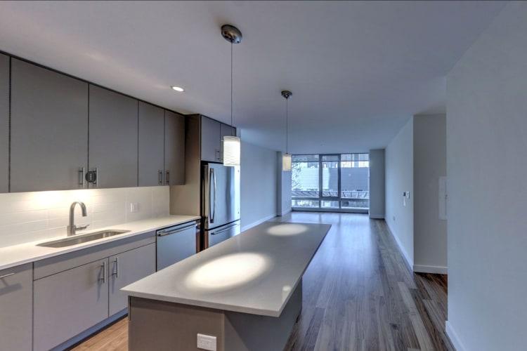 Luxury Studio 1 2 3 Bedroom Apartments In Boston Ma Seaport District