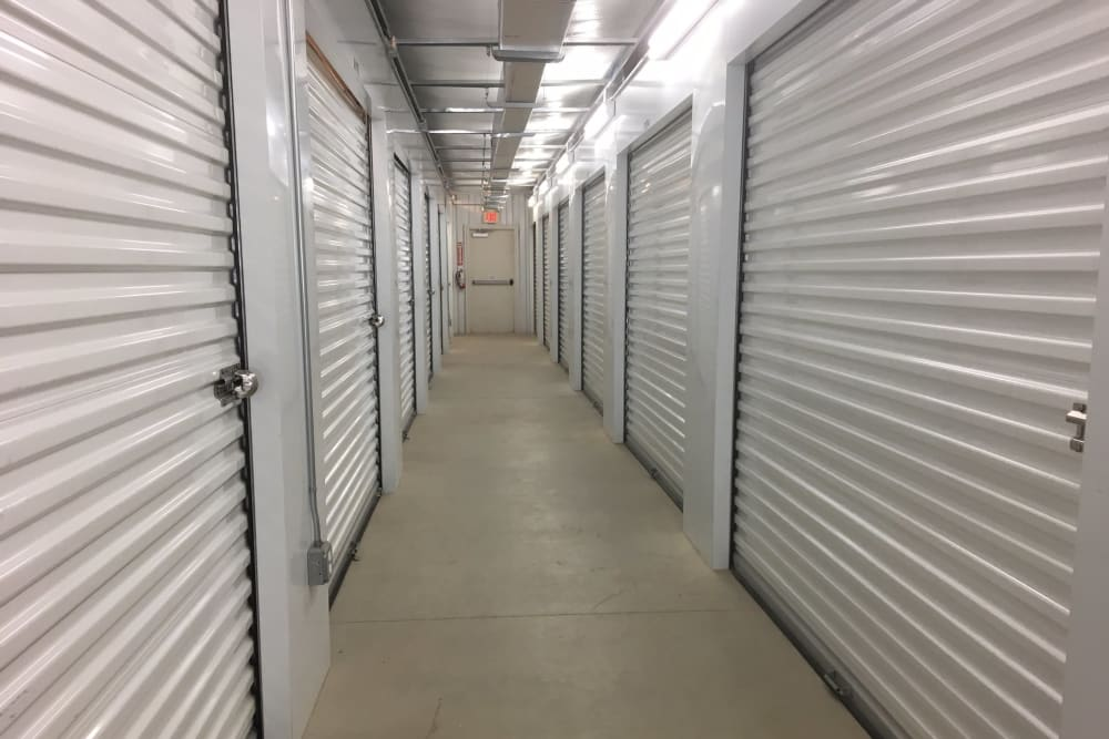 Interior Units at San Antonio, Texas near Lockaway Storage