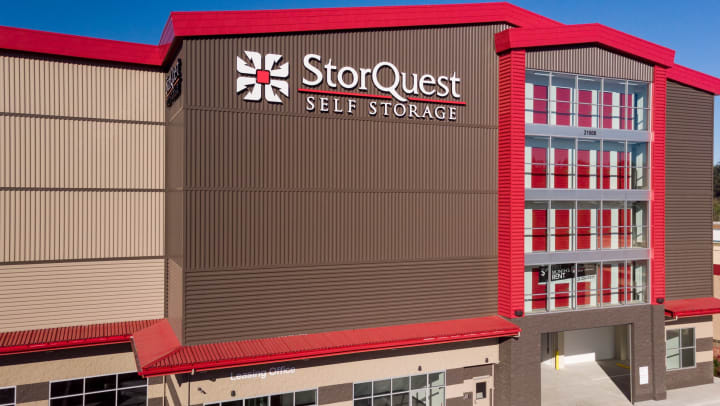 StorQuest Opens Modern Self Storage Facility In Bothell, WA