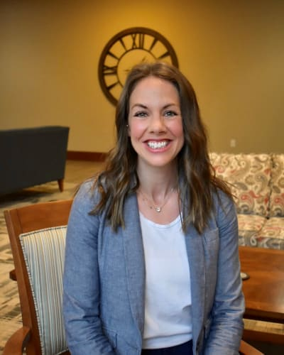 The Registered Dietician at Aurora on France in Edina, Minnesota