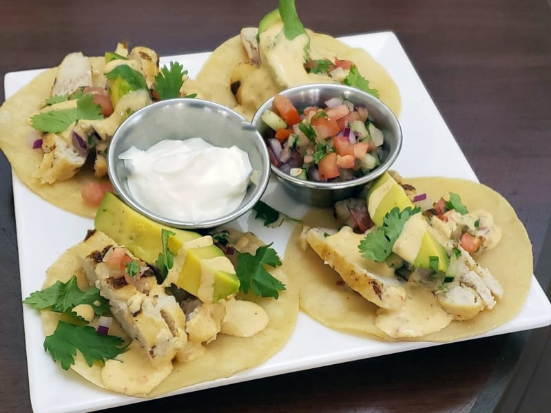 Chicken Street Tacos at The Pointe at Summit Hills in Bakersfield, California