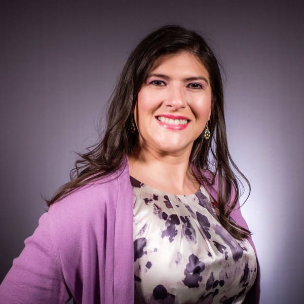Maria Griffin, the Executive Director at Inspired Living Ocoee in Ocoee, Florida