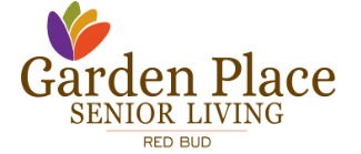 Garden Place Red Bud Logo