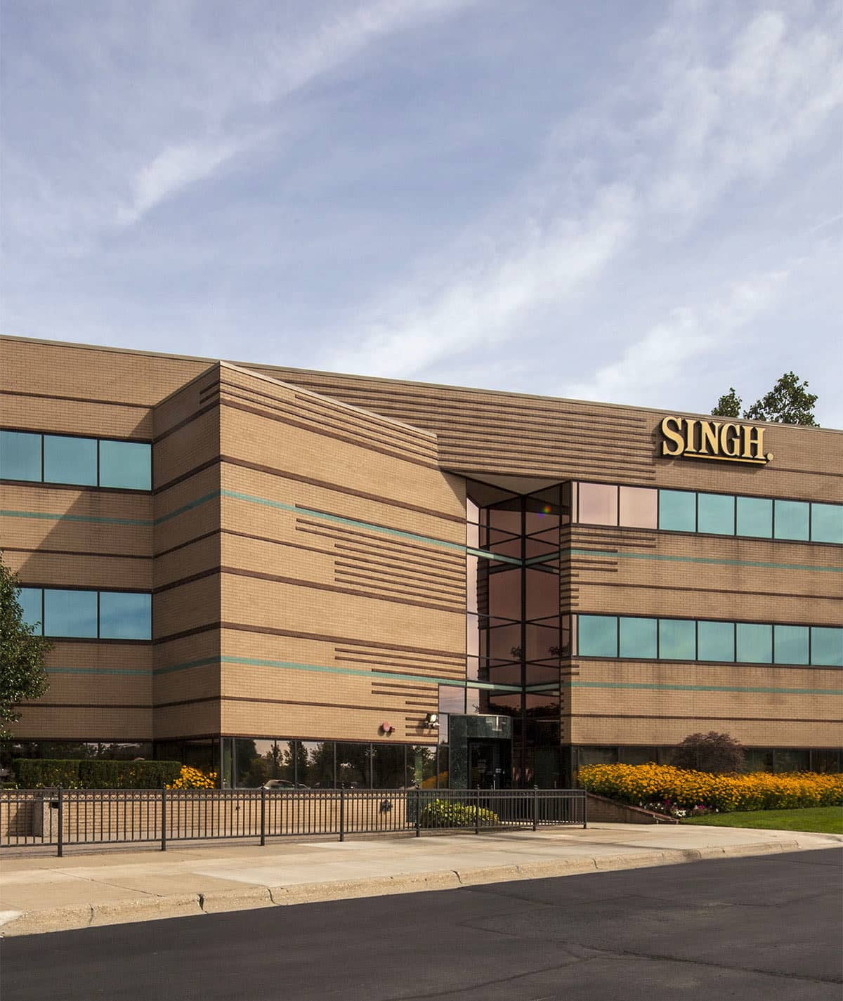 Singh Office Centre in West Bloomfield, Michigan