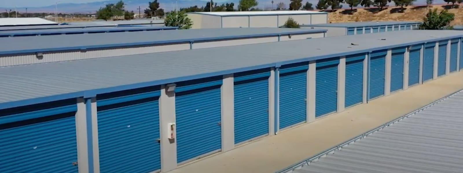 A-American Self Storage in Rialto, California