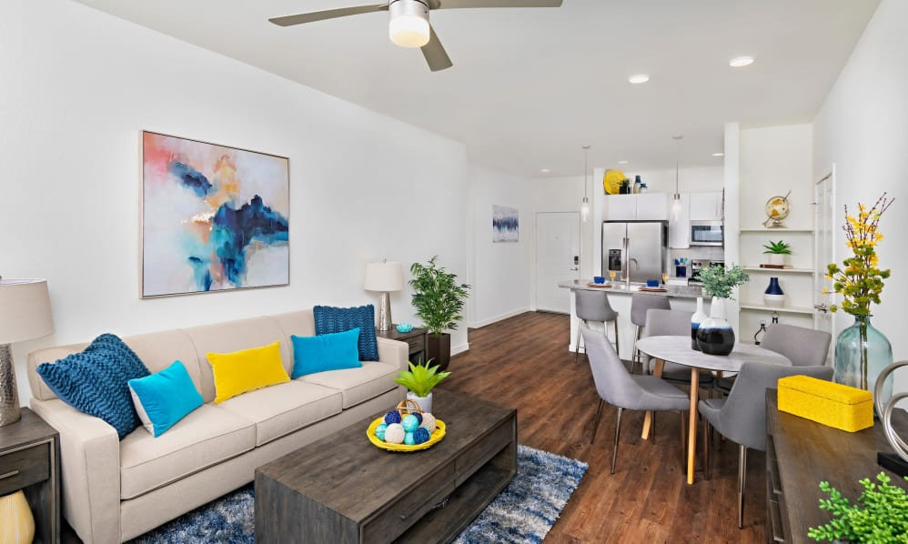Apartments at Sky at Chandler Airpark in Chandler, Arizona