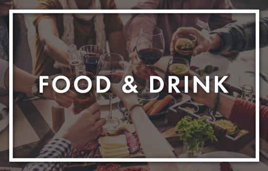 Food and drink near Villas Tech Ridge in Pflugerville, Texas