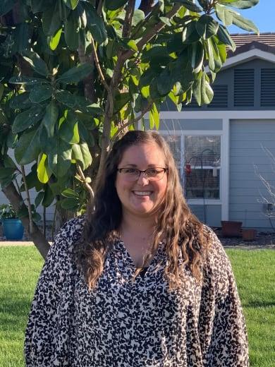Nicole of Lassen House Senior Living in Red Bluff, California