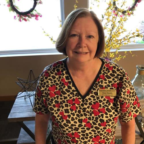 Diane Masaitis,  Director of Wellness of Clearview Lantern Suites in Warren, Ohio