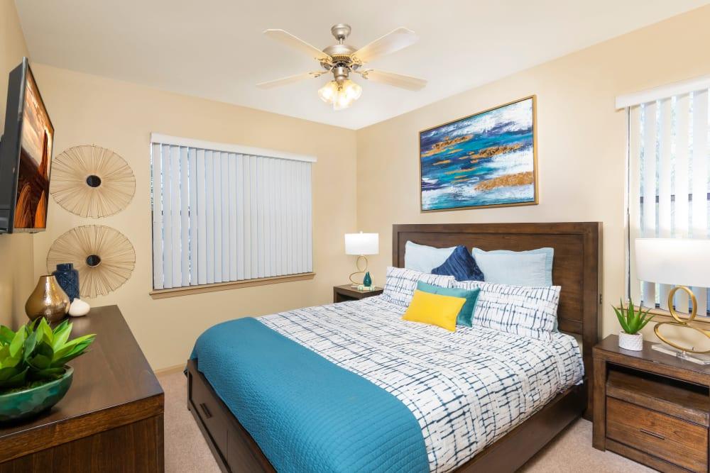 Bedroom at Las Colinas at Black Canyon in Phoenix, Arizona