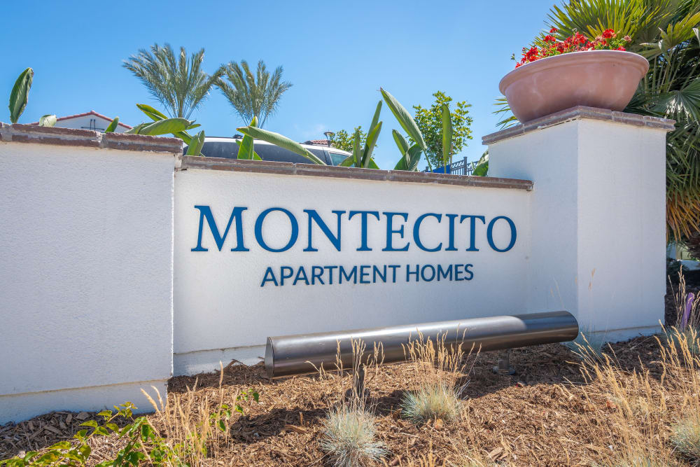 Welcome at Montecito Apartments at Carlsbad in Carlsbad, California