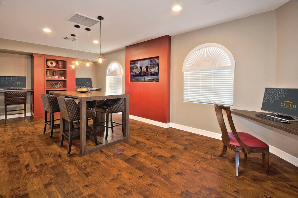 Our Apartments in Henderson, Nevada offer a Business Center