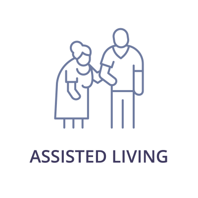Assisted living at Milestone Retirement Communities