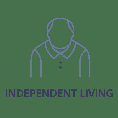 Independent living at Milestone Retirement Communities