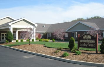 Link to The Villages at Oak Ridge's BridgePointe Health Campus location