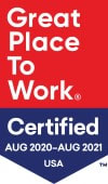 Great Place to Work Logo Small