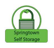 Springtown Self Storage Logo