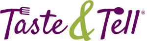 Taste and Tell logo
