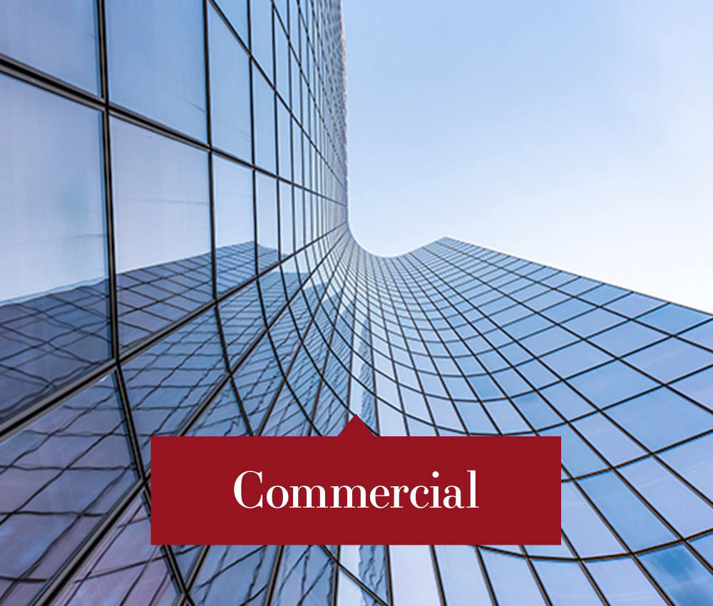Commercial information from Case & Associates