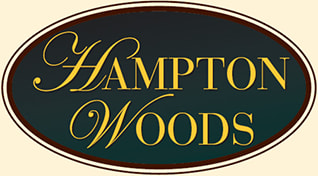 Hampton Woods logo