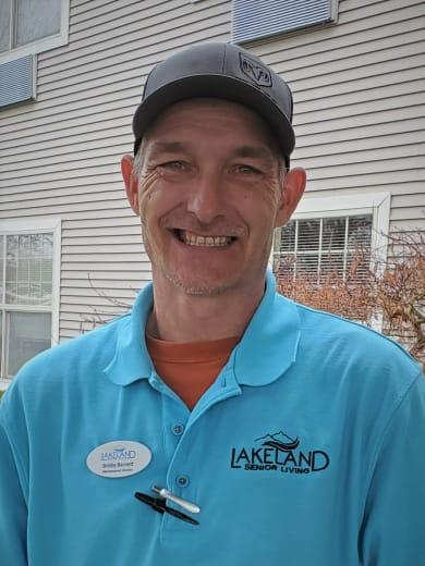 Bobby Barnett: Maintenance Director