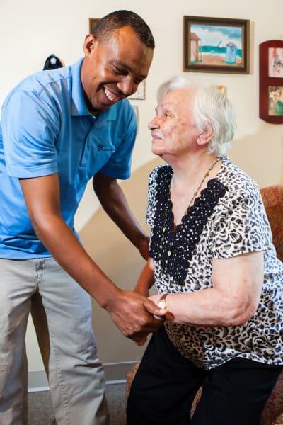 Home care at Someren Glen