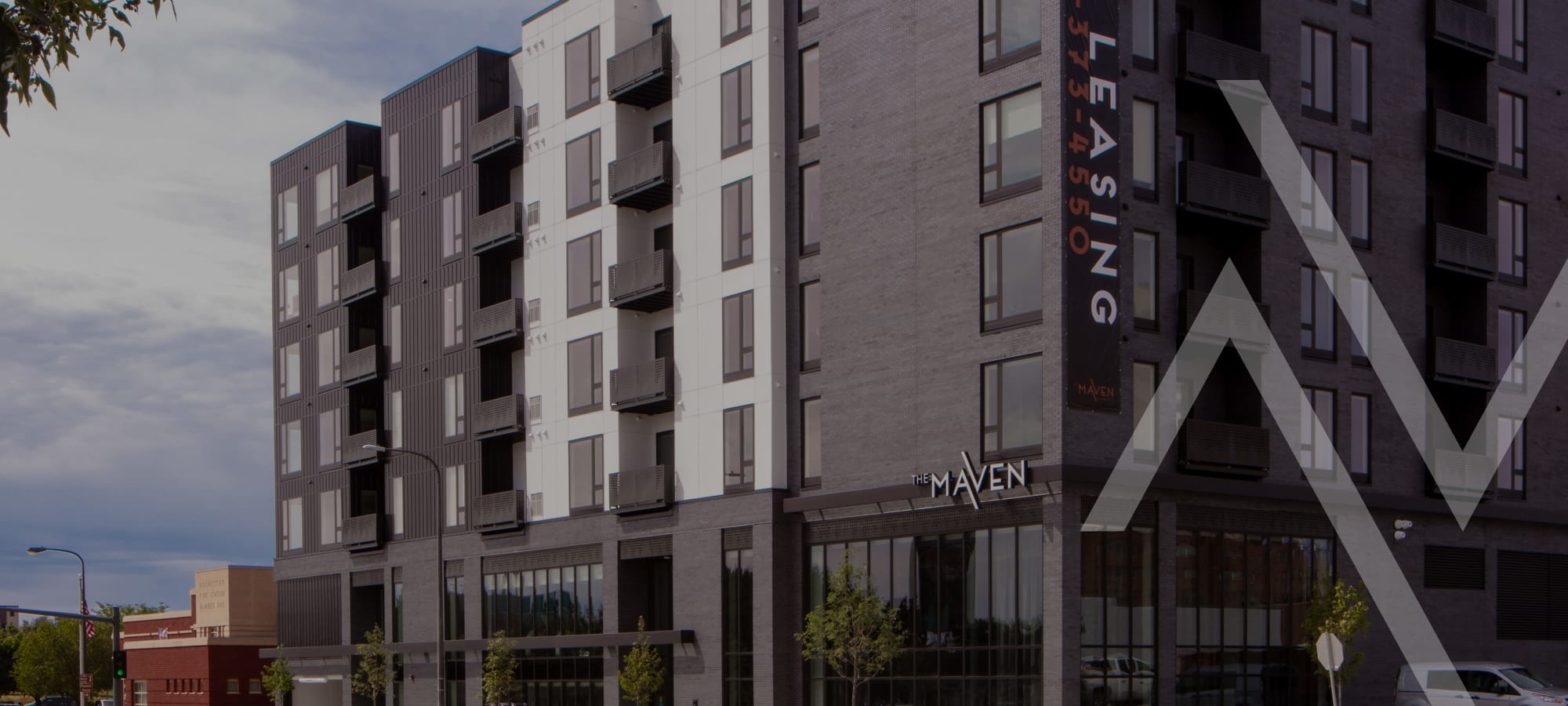 Downtown Rochester, MN Luxury Apartments | The Maven on ...