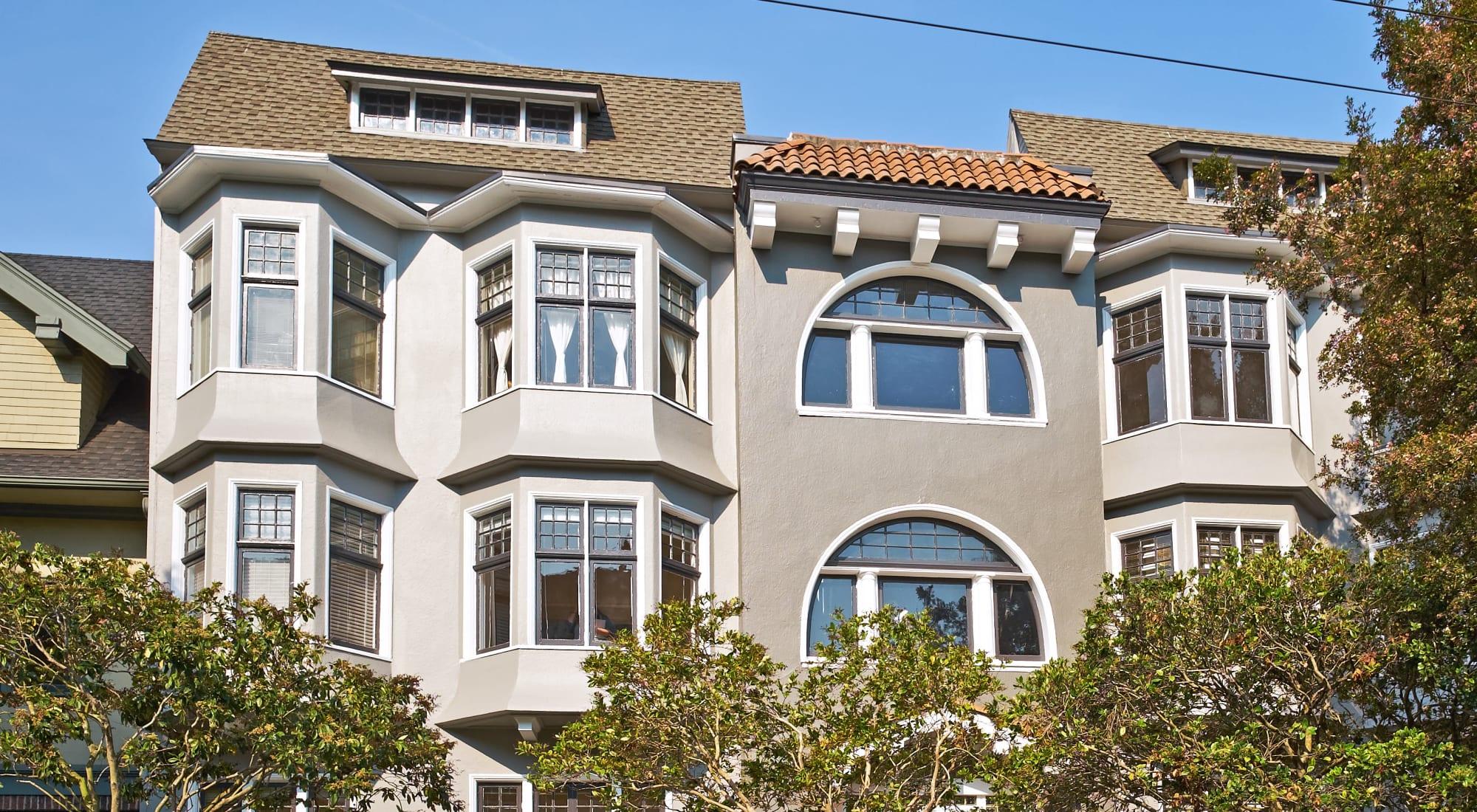 Apartments in San Francisco, California at 833 Ashbury
