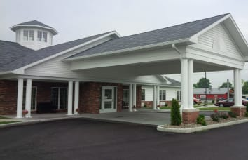 Link to St. Charles Health Campus's Amber Manor Care Center location